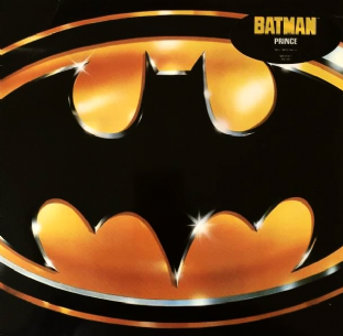 Prince ‎- Batman: Motion Picture Soundtrack (LP) (EX+/VG-)
